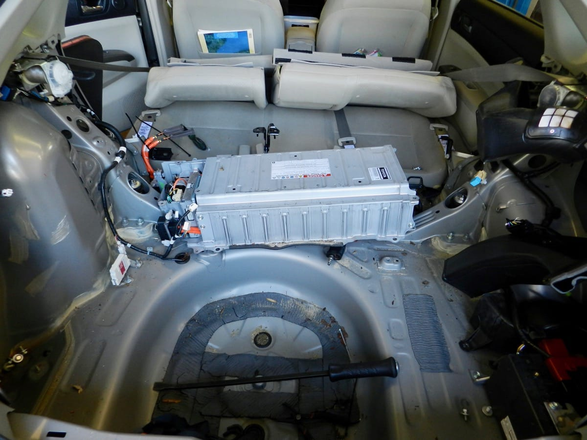 Prius Hybrid Battery Replacement C Amp A Automotive
