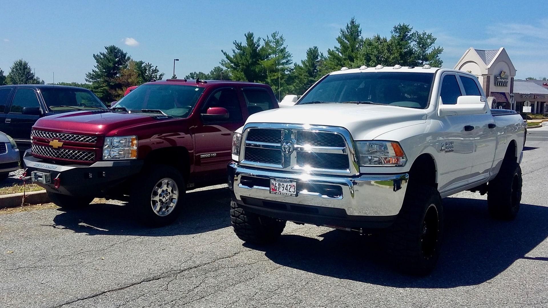 Ram 2500 Lift Kit >> Dodge Ram 2500 Truck Lift Kit - C&A Automotive